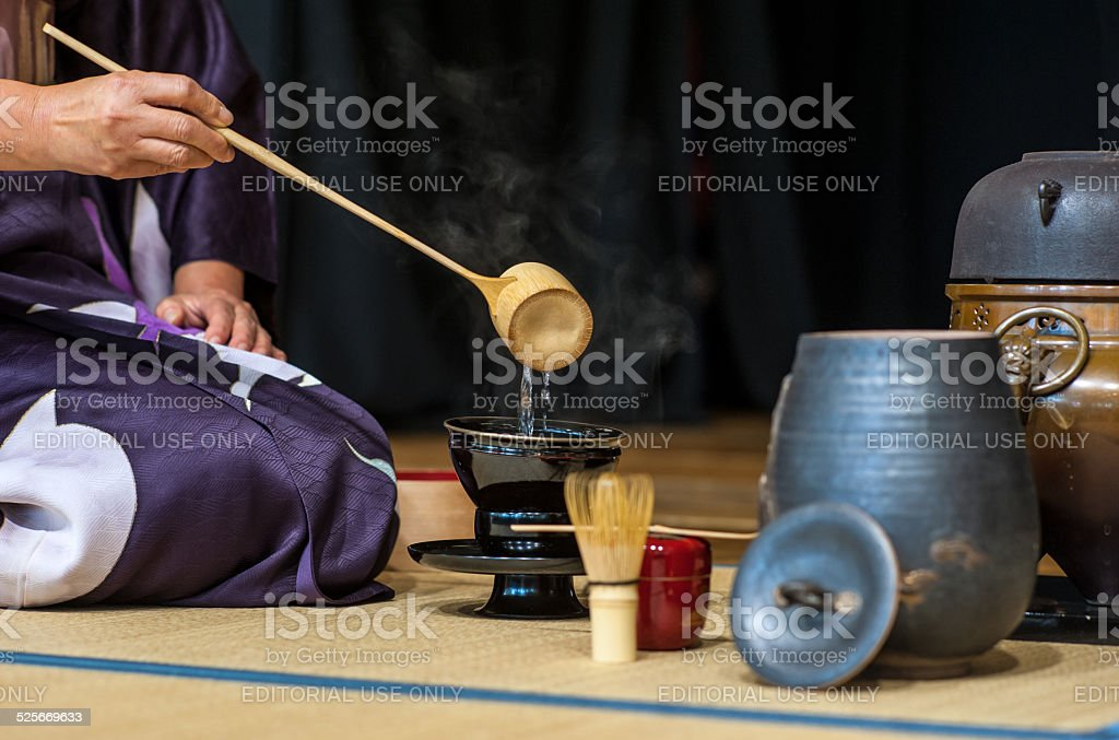 tea-ceremony stock photo