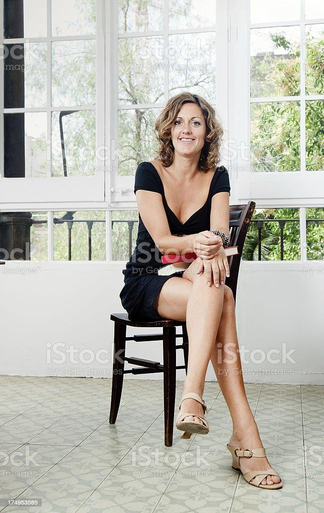 Teacher royalty-free stock photo