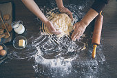 Teaching to bake pastry