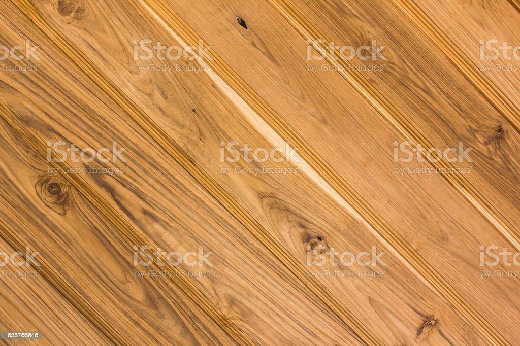 teak wood background stock photo