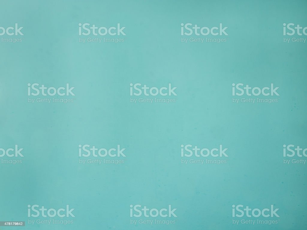 Teal blue green cement wall texture background stock photo