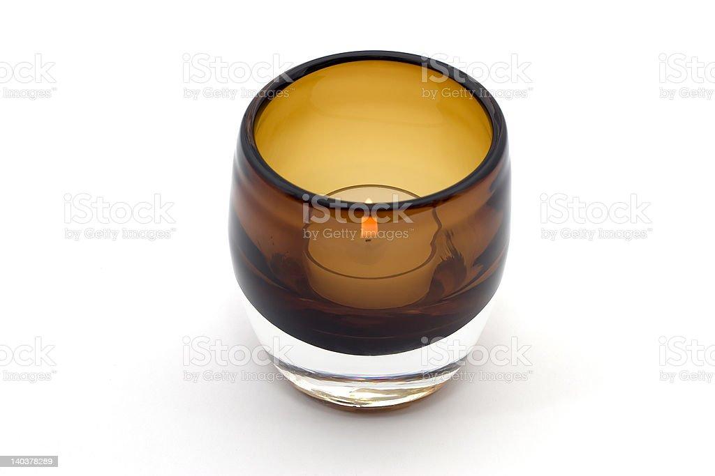 Tealight holder royalty-free stock photo