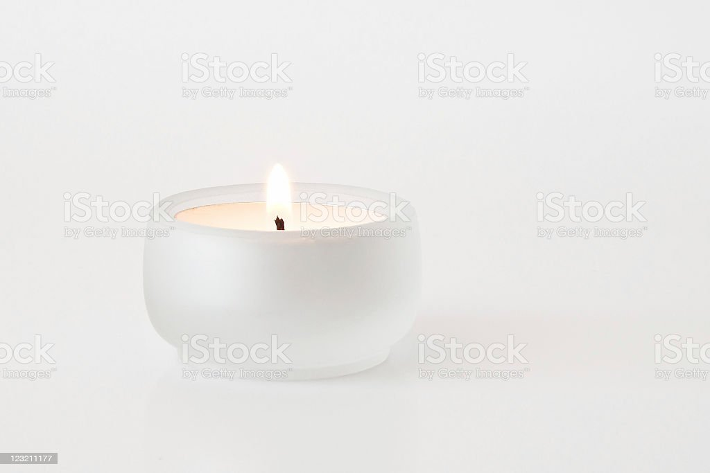 tealight royalty-free stock photo