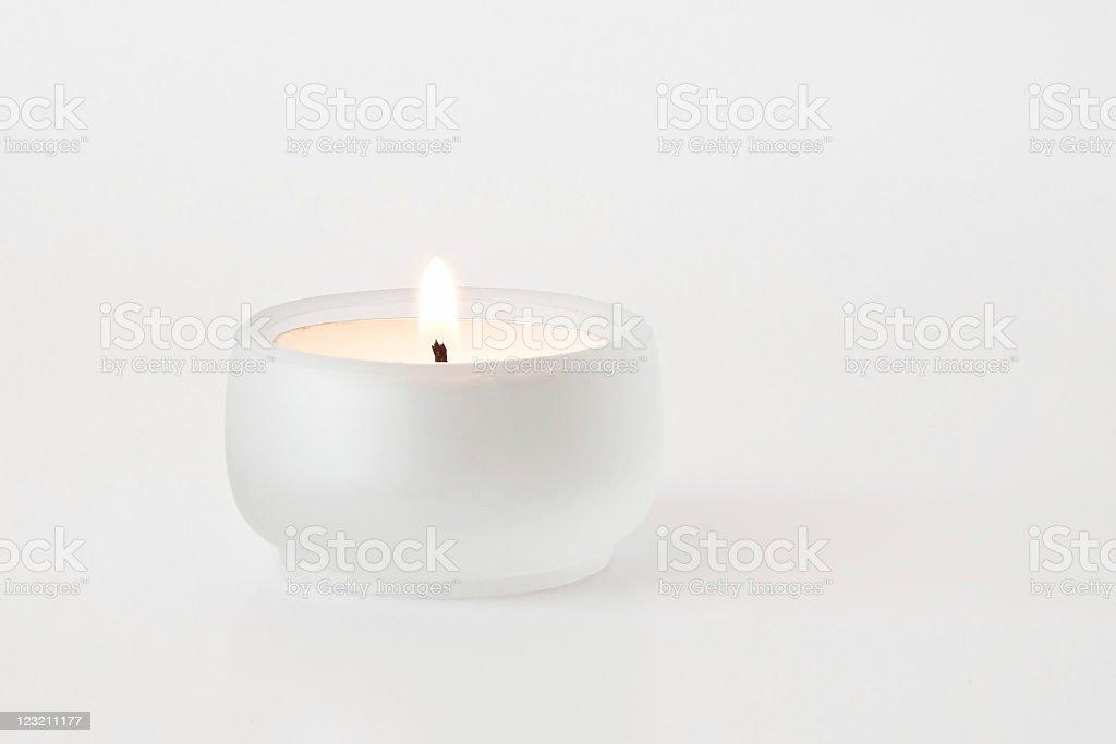tealight stock photo