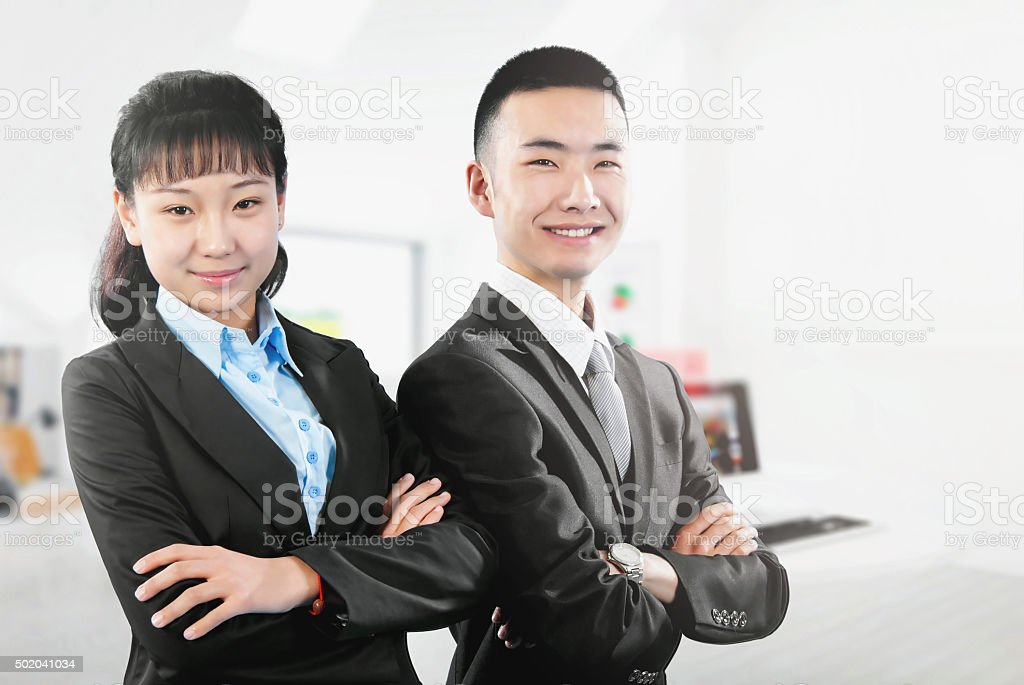 team cooperation stock photo