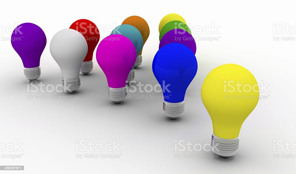 Team Leaders royalty-free stock photo