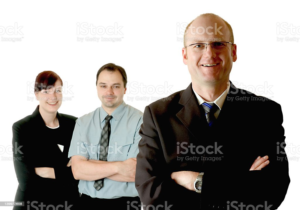 team royalty-free stock photo