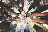 Team Teamwork Togetherness Collaboration Concept