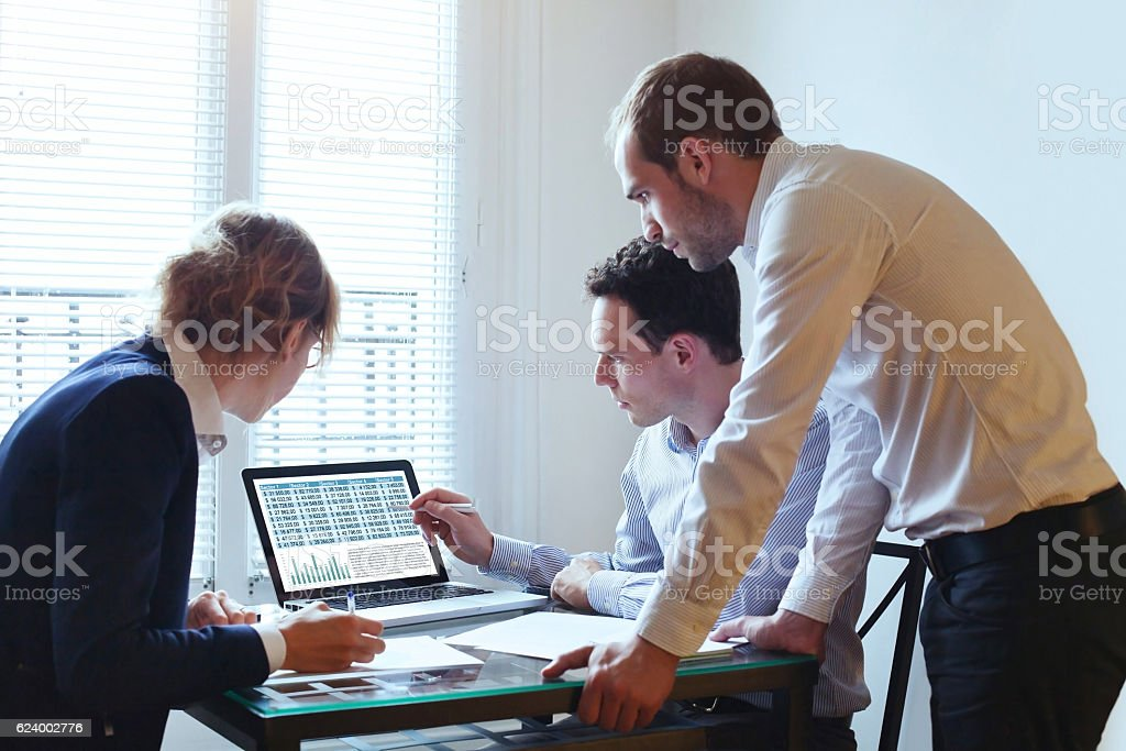 teamwork, business meeting stock photo