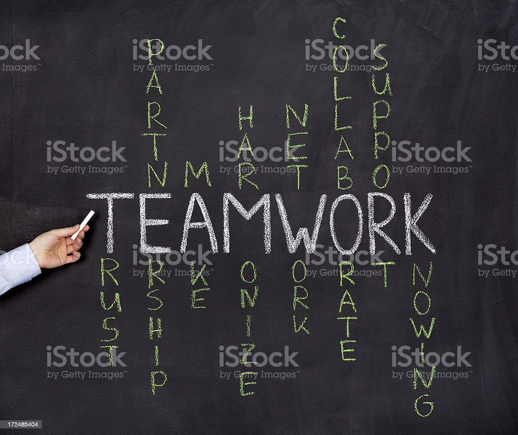 Teamwrok stock photo