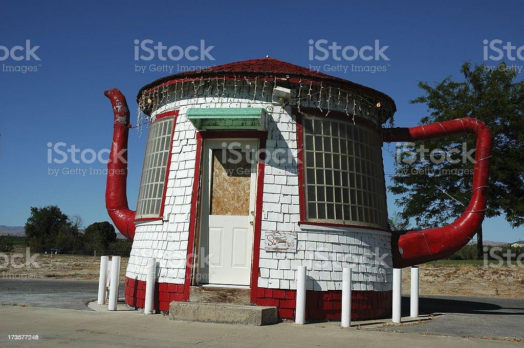 Teapot Dome stock photo