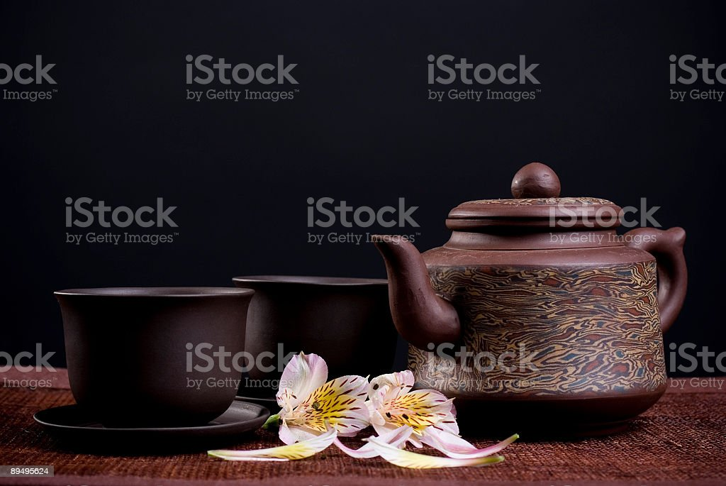 Teapot royalty-free stock photo