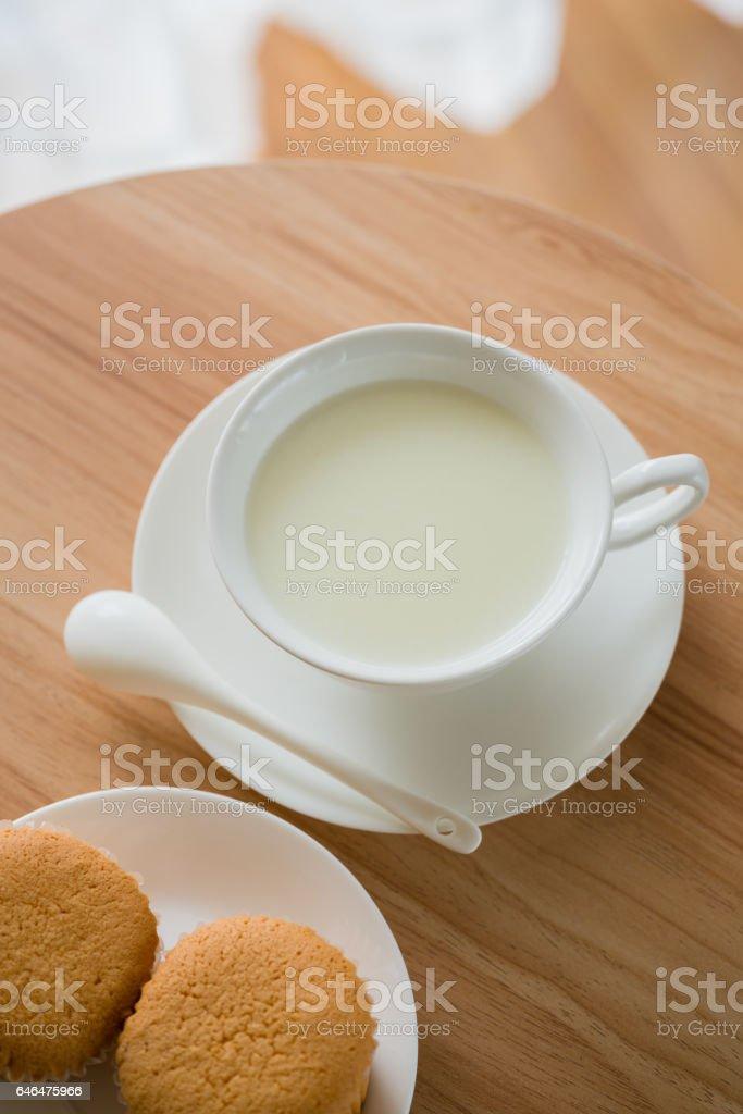 teatime stock photo