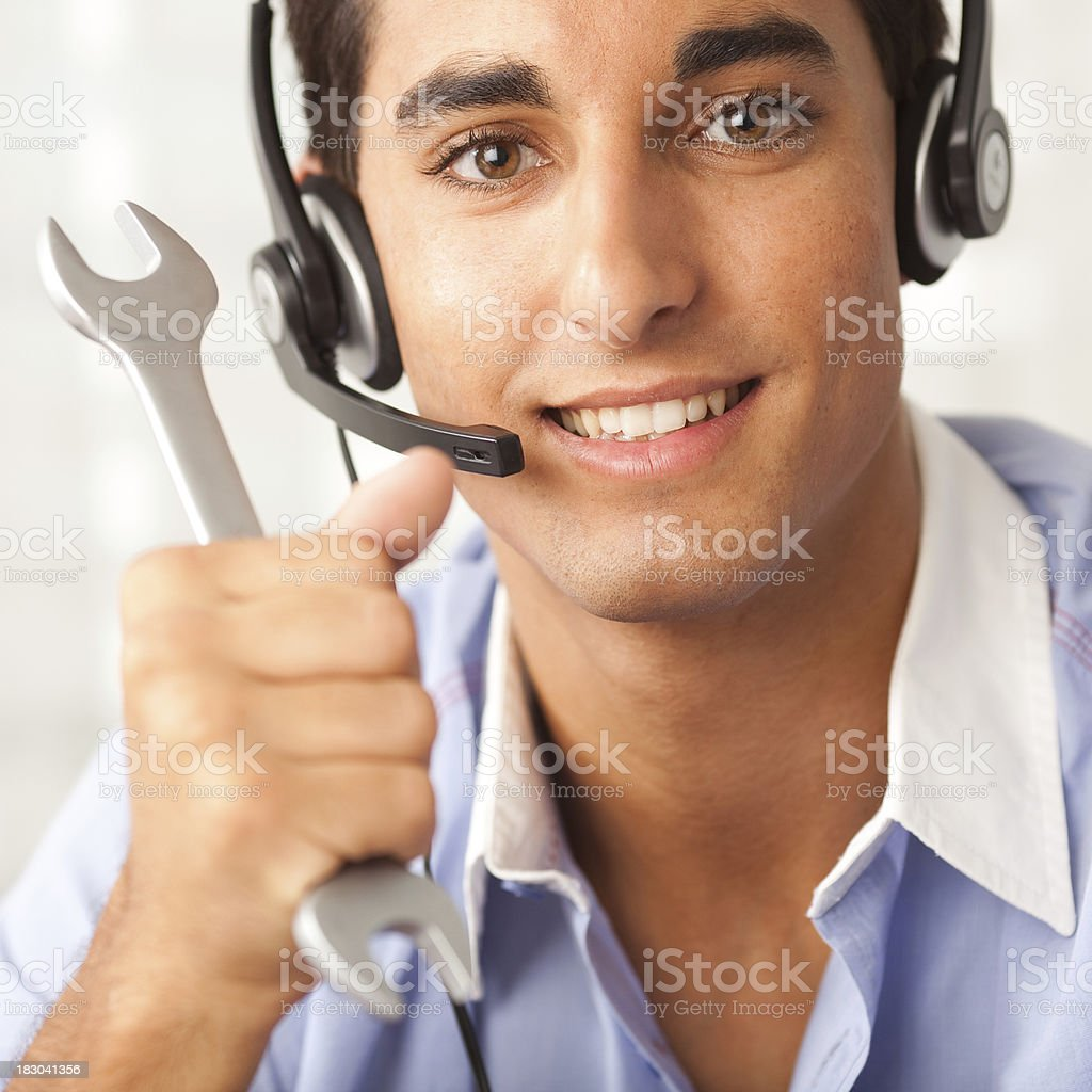 Ge Tech Support Tech Support Stock Photo 183041356 Istock
