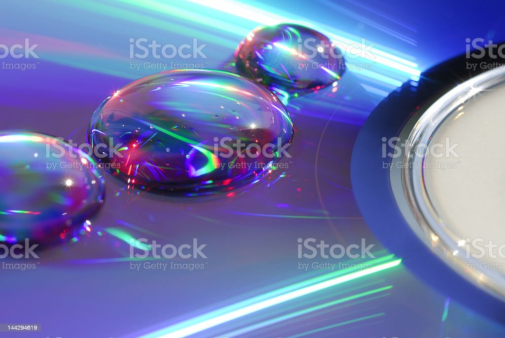 Technical abstract royalty-free stock photo