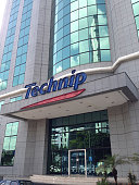 Technip Building in Kuala Lumpur