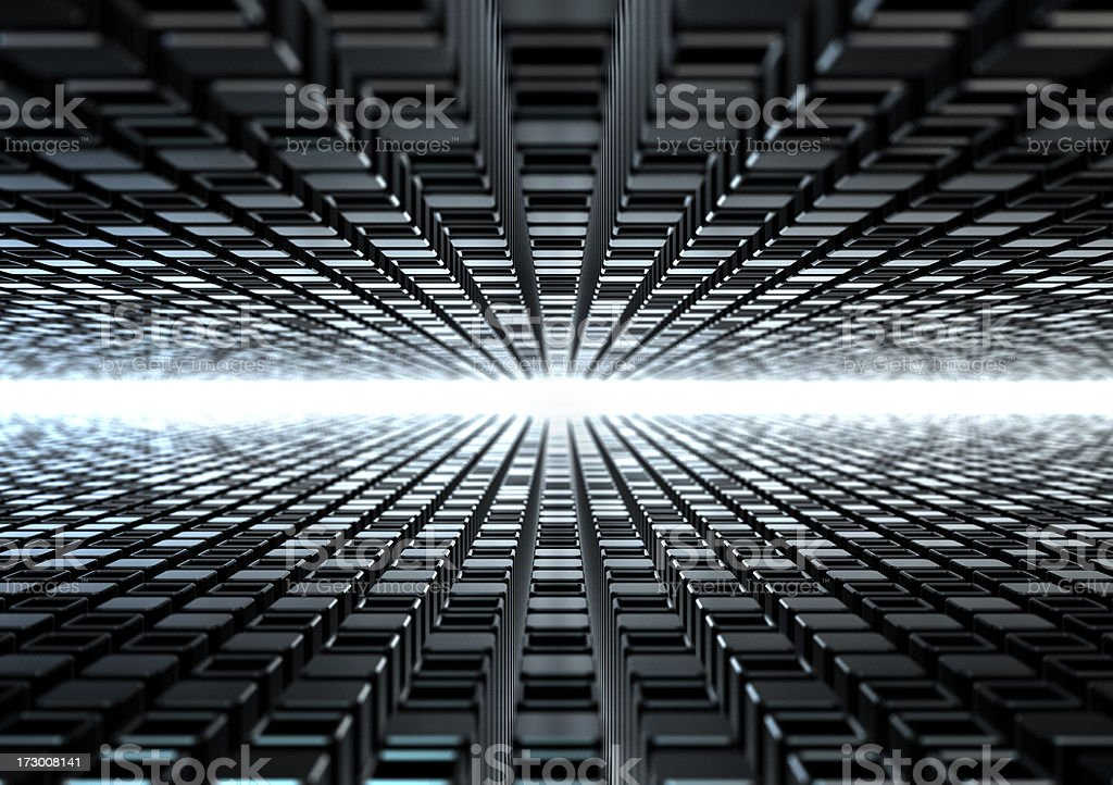 techno background royalty-free stock photo