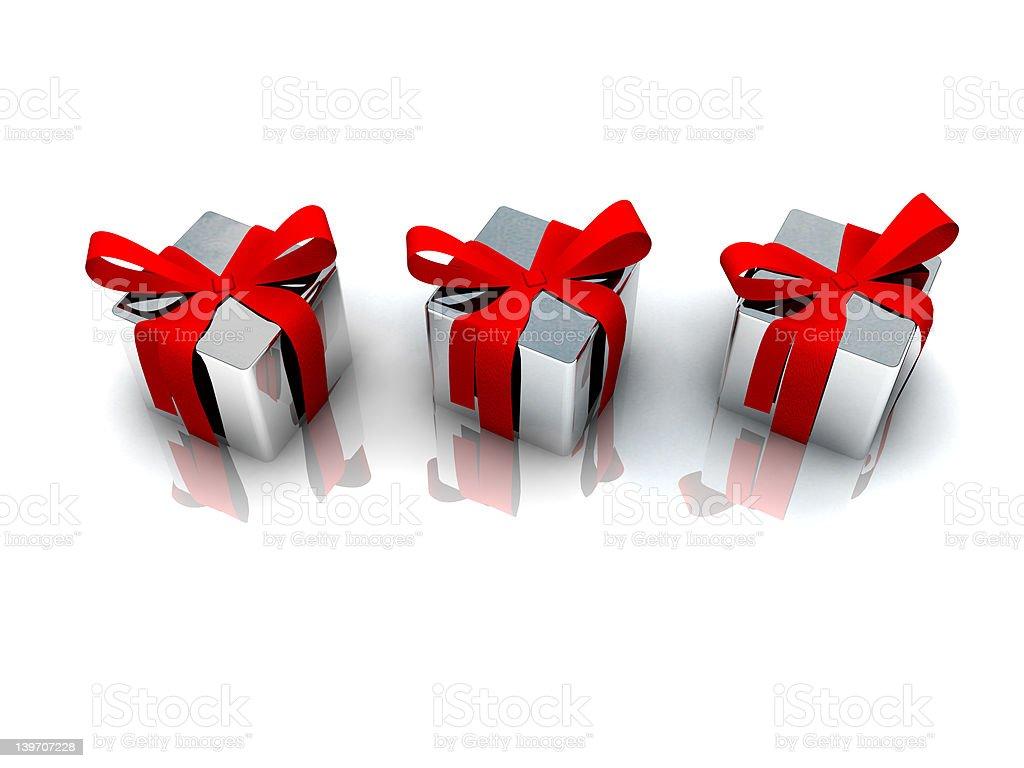 techno gifts stock photo