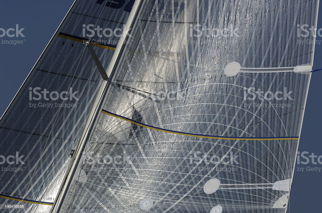 technological sail royalty-free stock photo