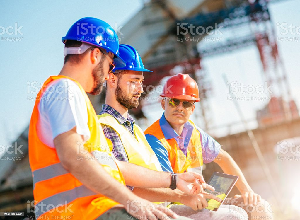 Technology comes helpful in all types of business stock photo