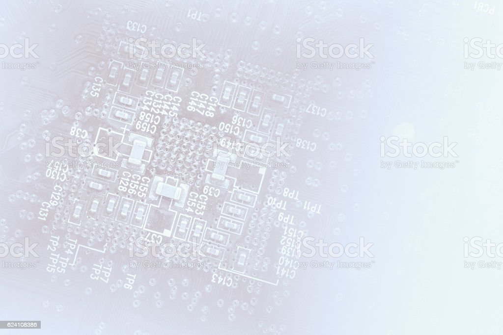 technology concept background stock photo