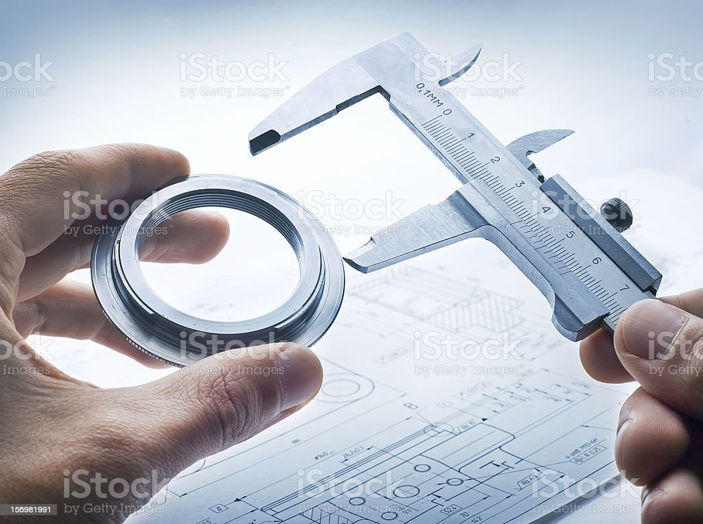 Technology concept. stock photo