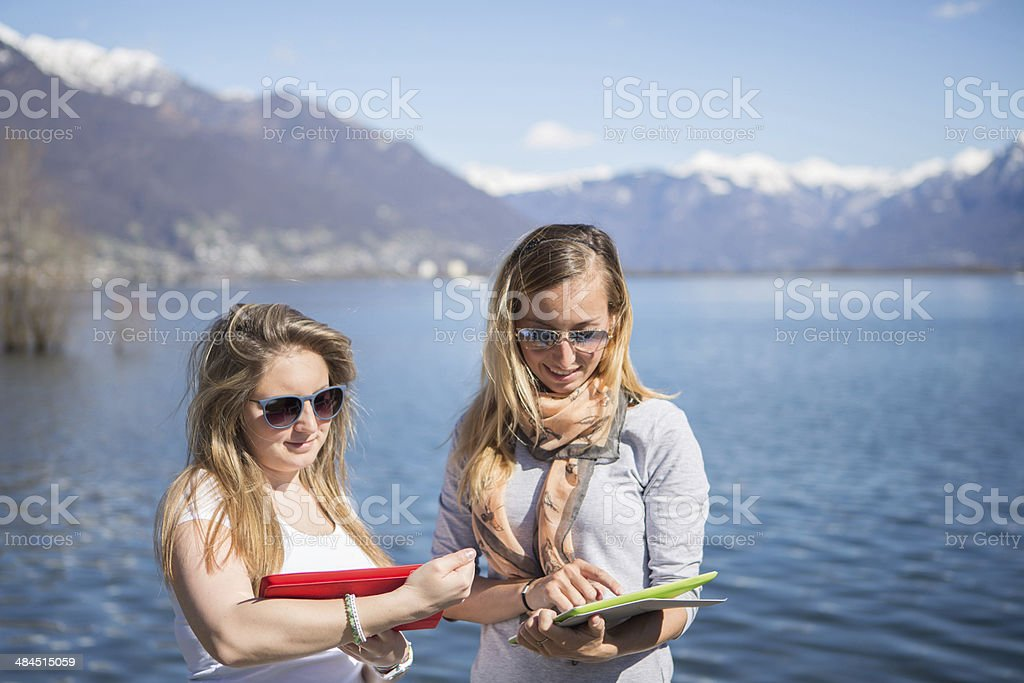 Technology for new generation royalty-free stock photo