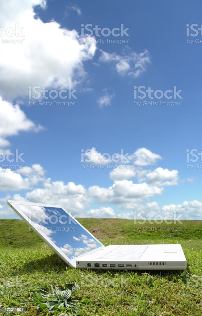 Technology Freedom royalty-free stock photo