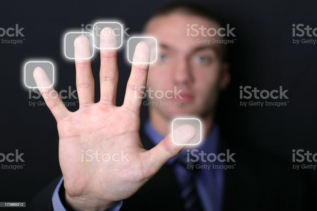 Technology royalty-free stock photo