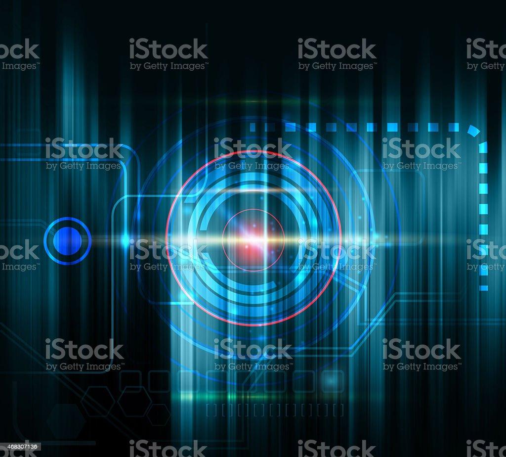 Technology stock photo