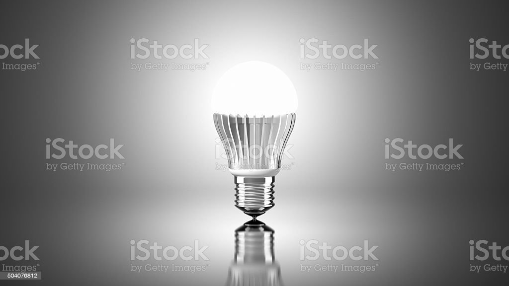 LED Technology stock photo