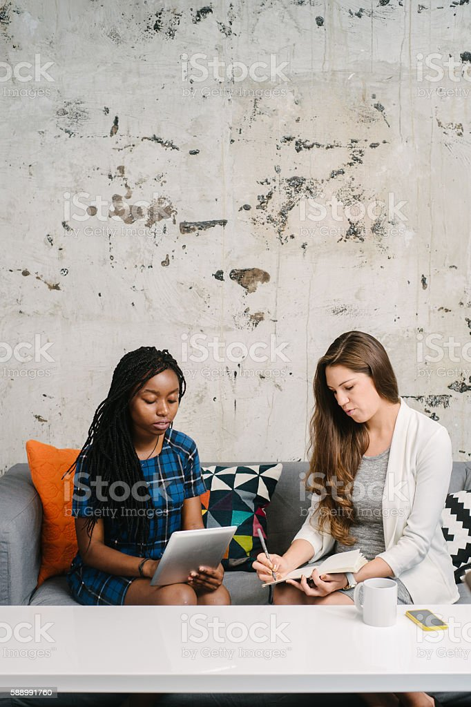 Technology Research stock photo