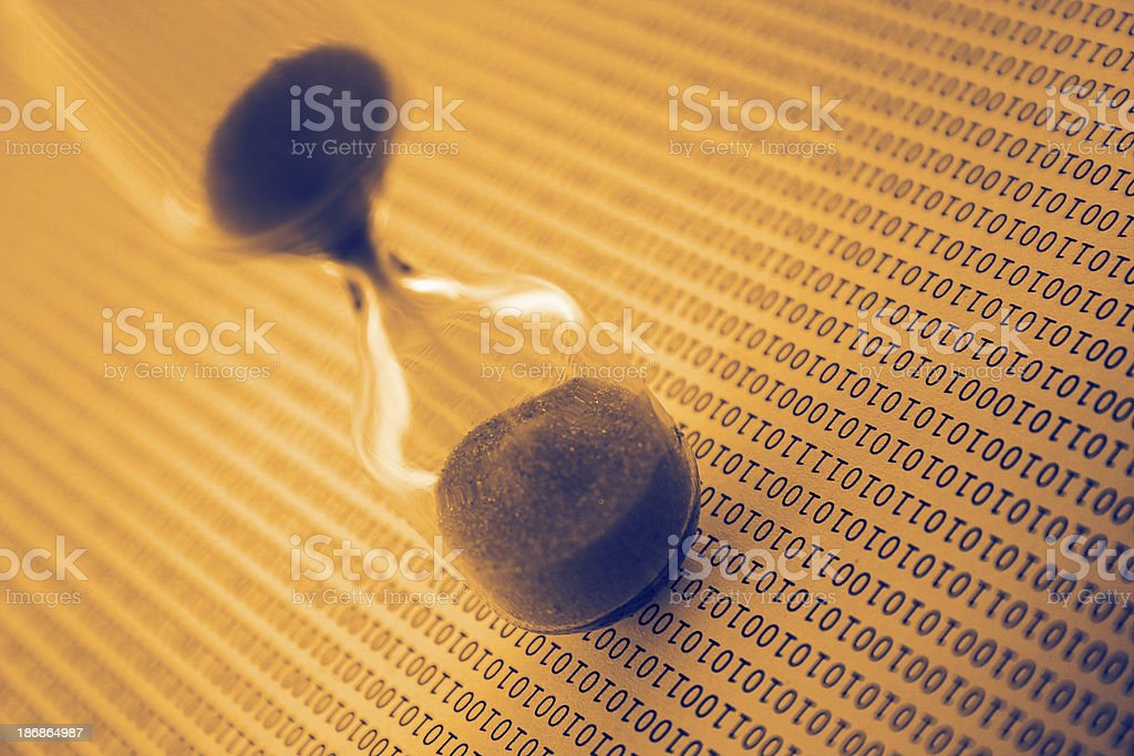 Technology Timebomb stock photo