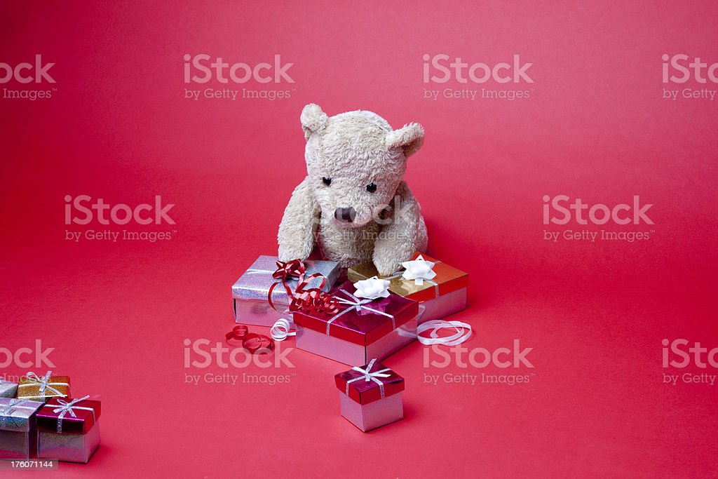Ted royalty-free stock photo