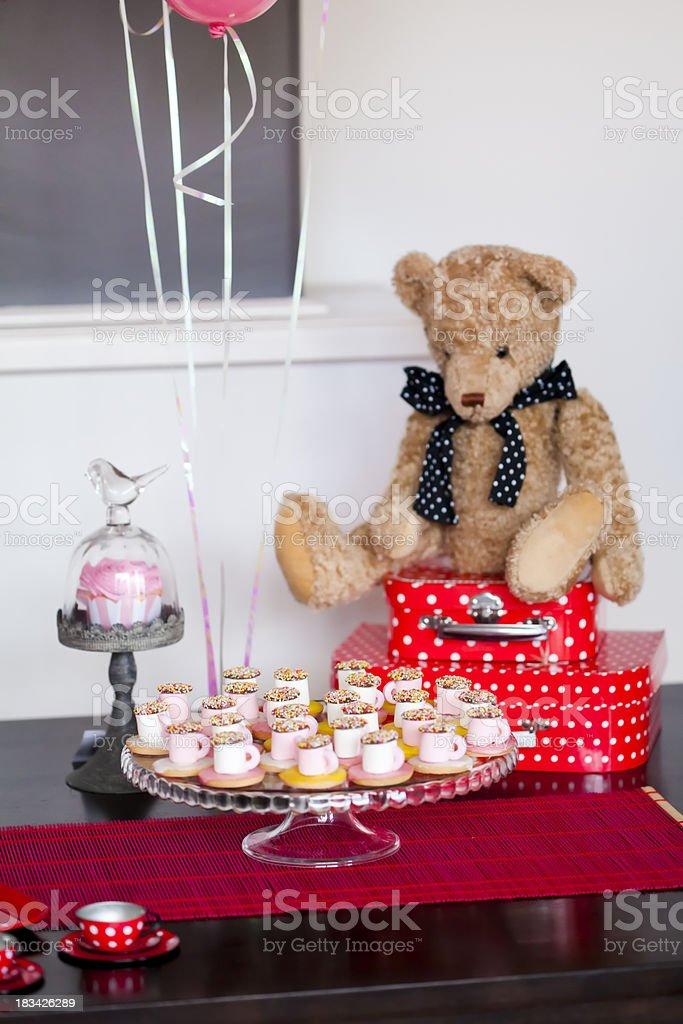 Teddy Bear's Picnic stock photo