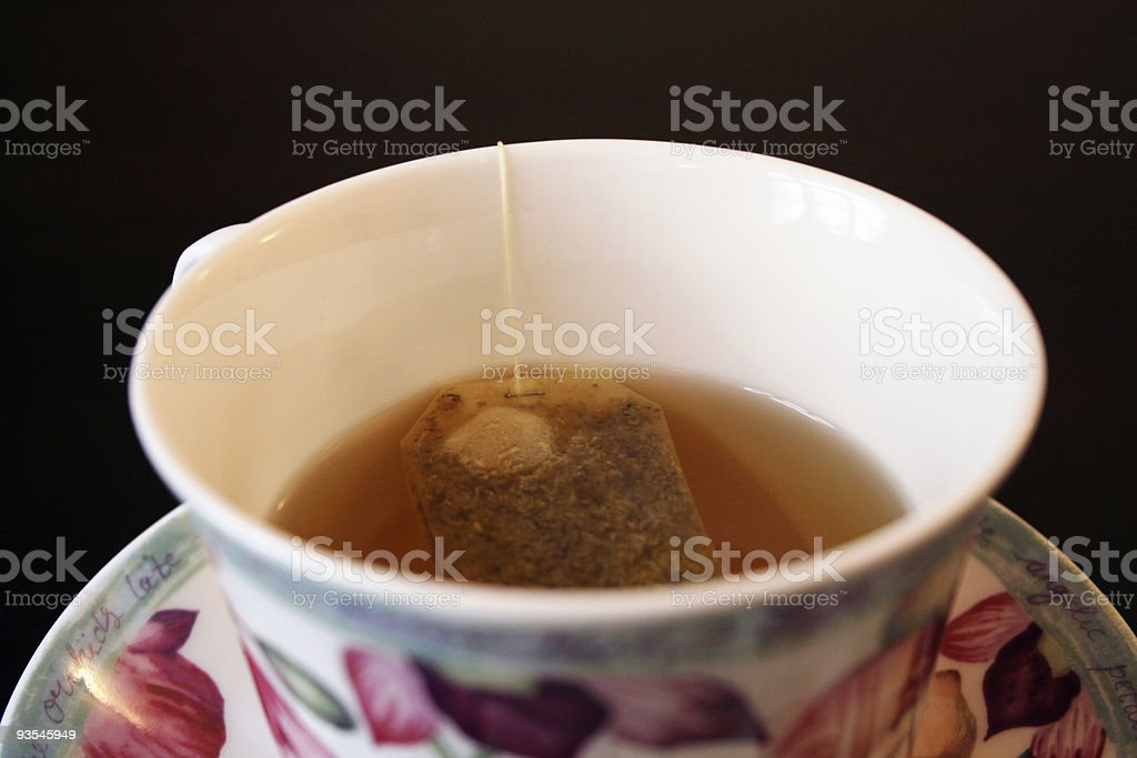 Tee | Tea royalty-free stock photo