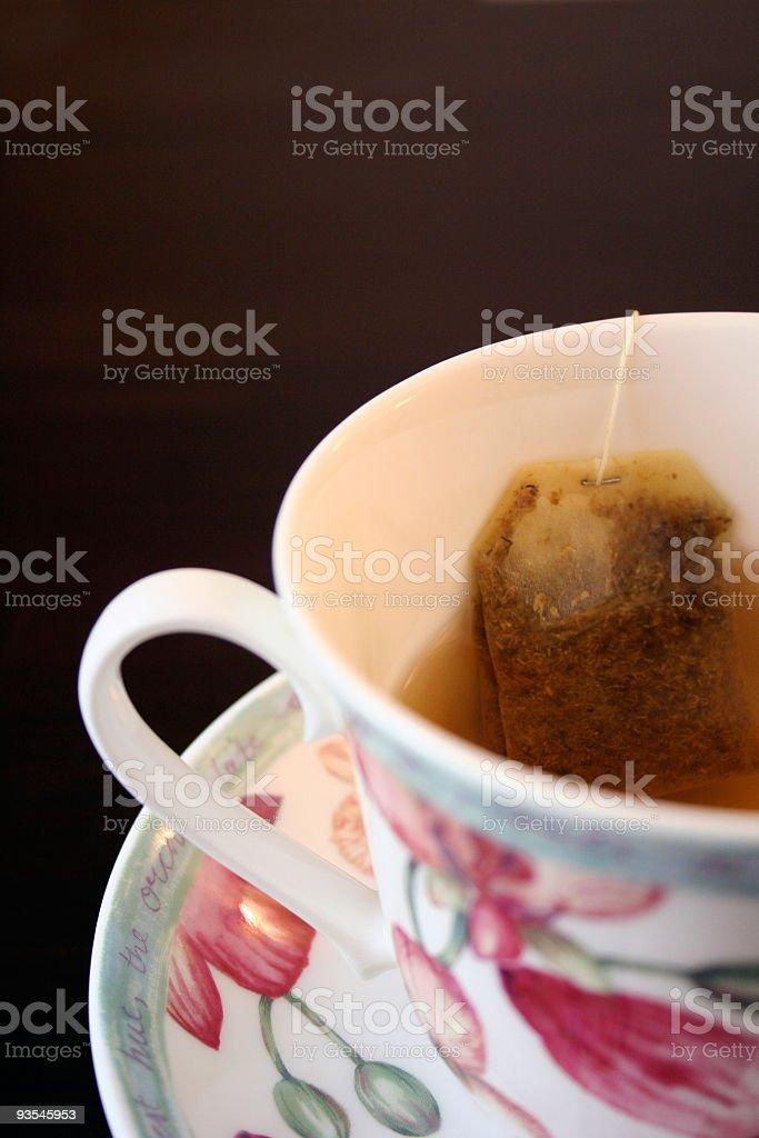 Tee | Tea royalty-free stock photo