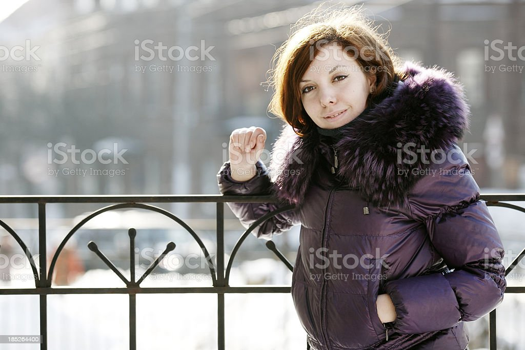 teen girl royalty-free stock photo