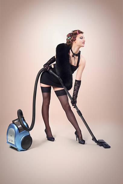 Sexy Vacuuming 14