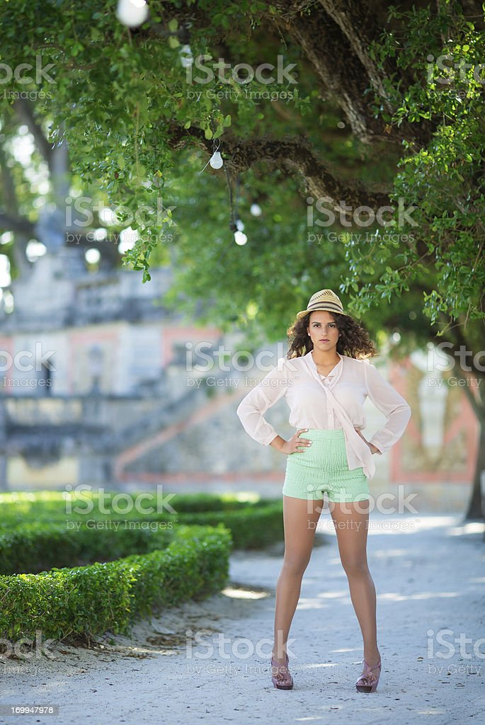 teenager portrait royalty-free stock photo