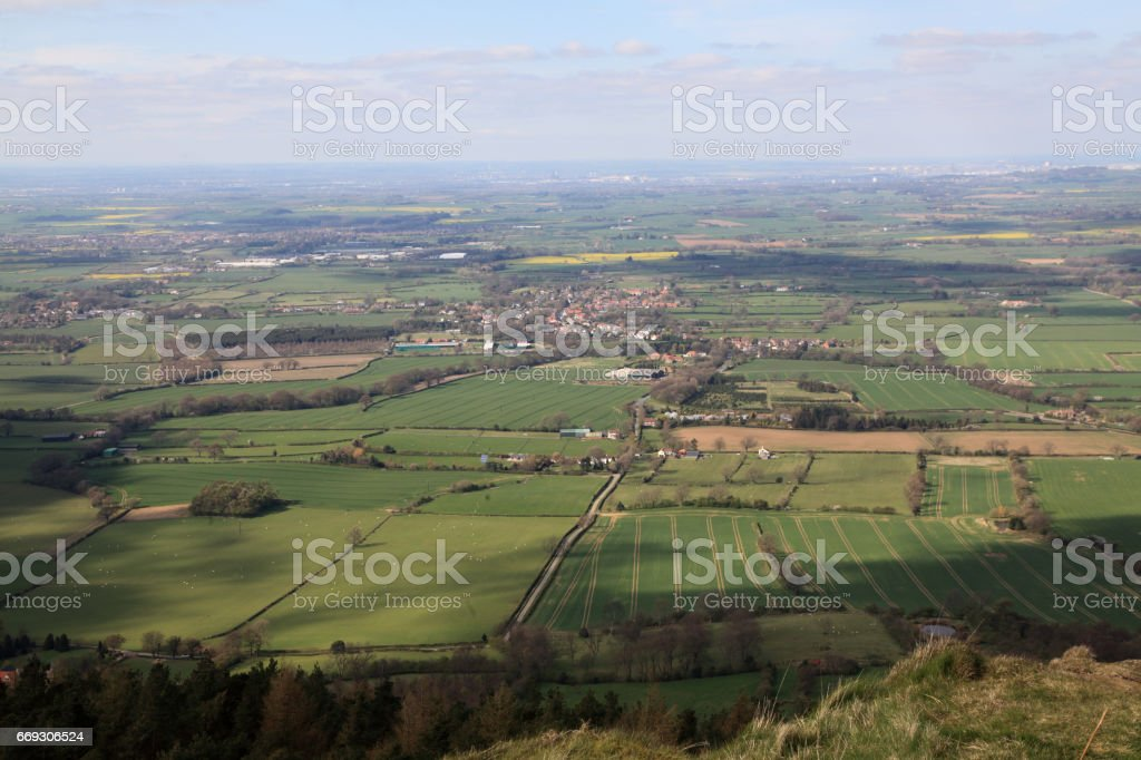 Teesdale stock photo