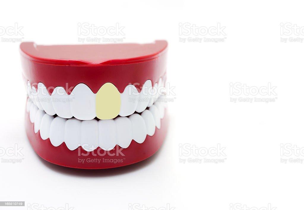Teeth Whitening Concept stock photo
