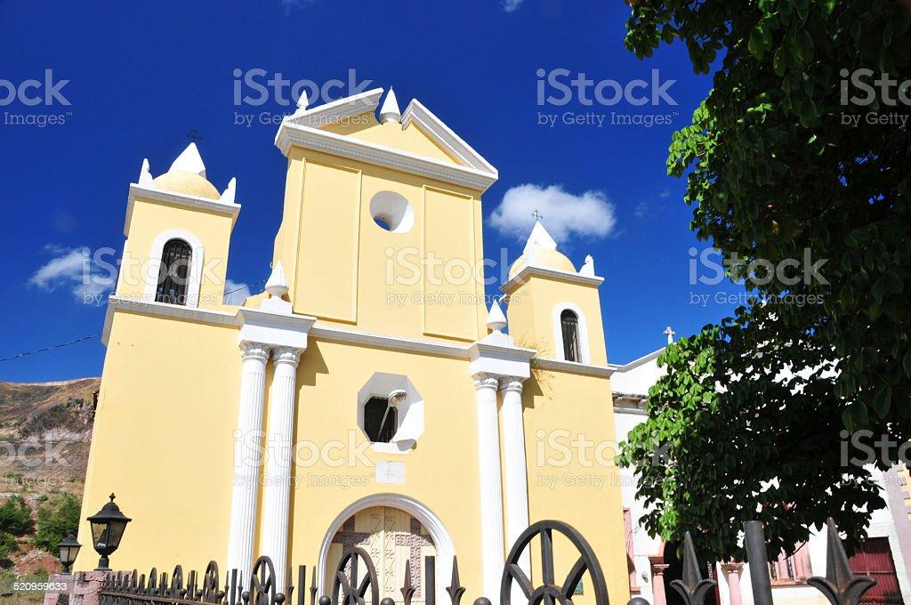 Tegucigalpa, Honduras: Calvary Church stock photo