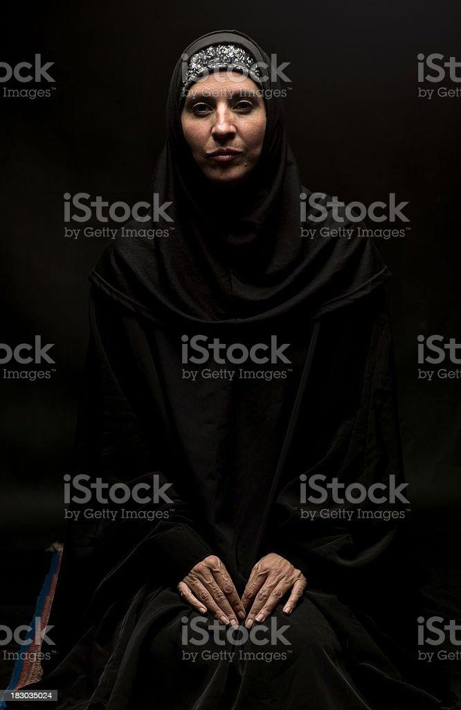 Teheran stock photo