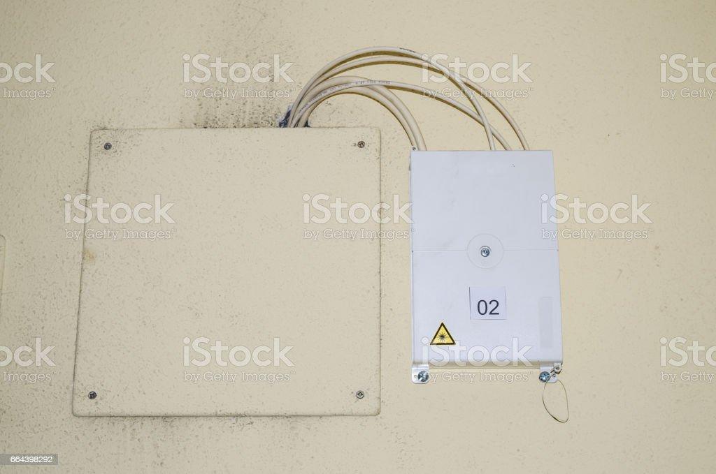 Telecommunications stock photo