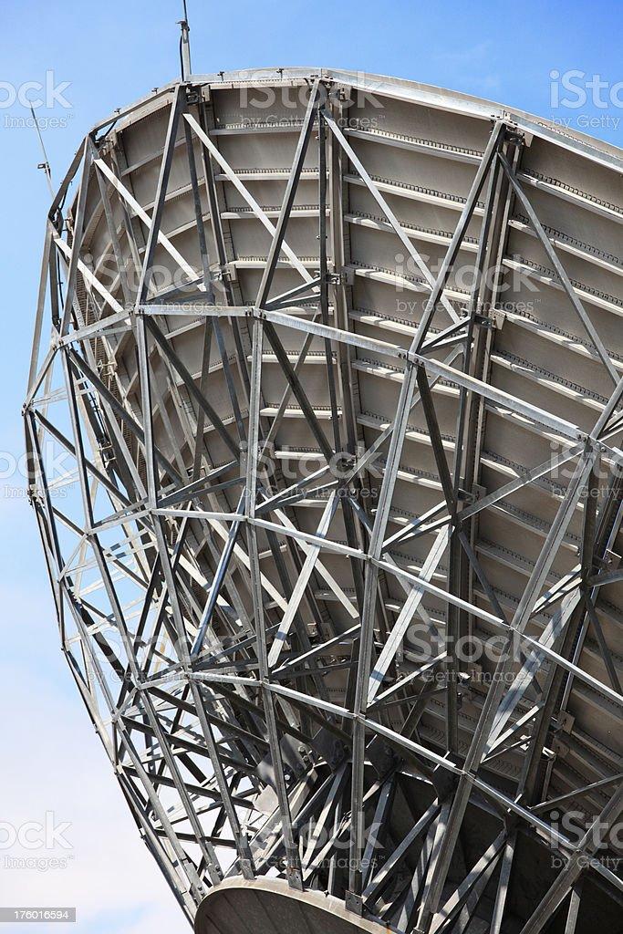 Telecommunications Satellites (XXXL) stock photo