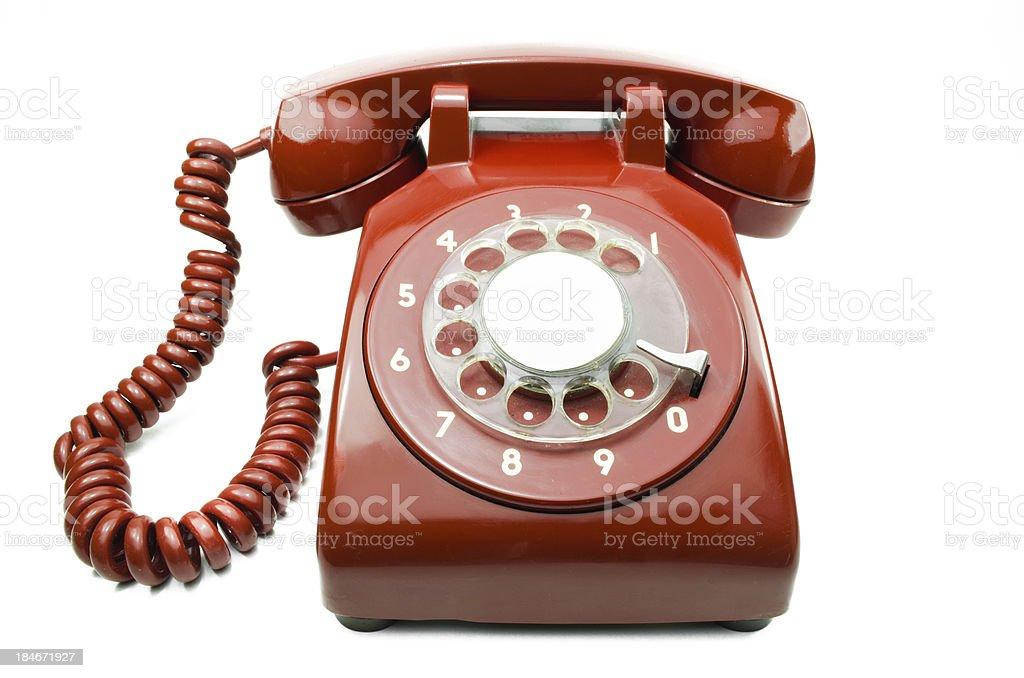 Telefono stock photo