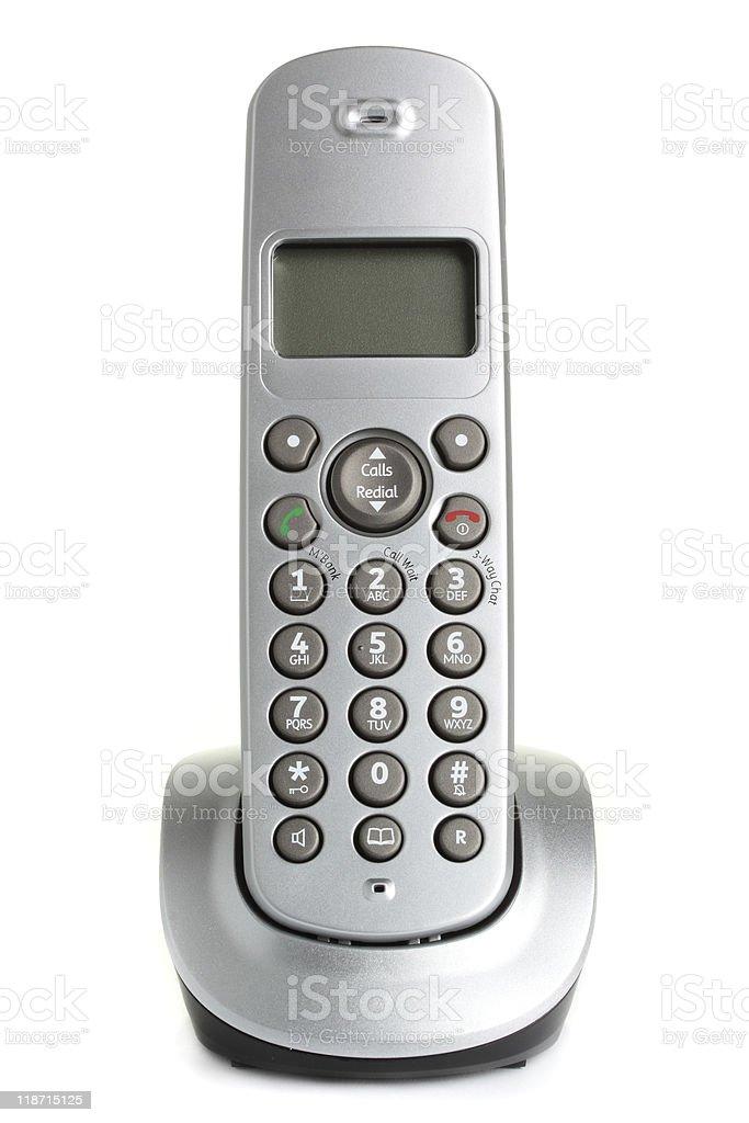 Telephone. stock photo