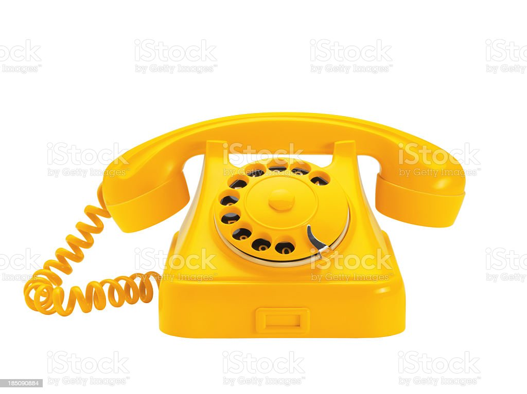 Telephone (Click for more) stock photo