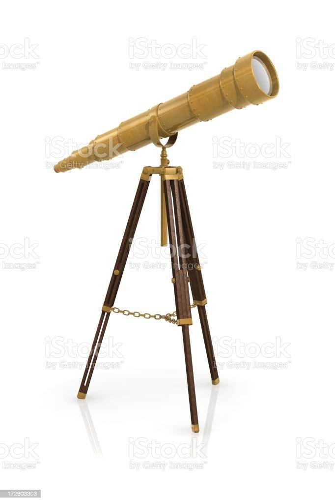 望遠鏡 ロイヤリティフリーストックフォト